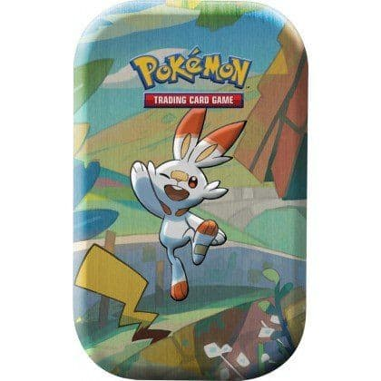 Pokemon: Galar Pals Mini Tin - Scorbunny