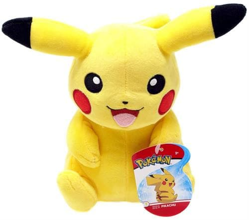 Pokémon Plush - Pikachu 20cm Wave 4
