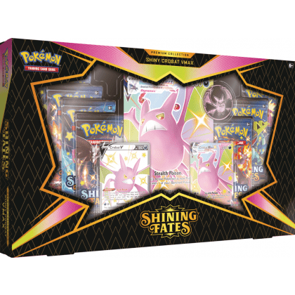 Pokemon: Shining Fates Premium Collection - Crobat VMAX