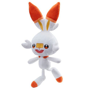 Pokemon - 8 Inch Plush - Scorbunny