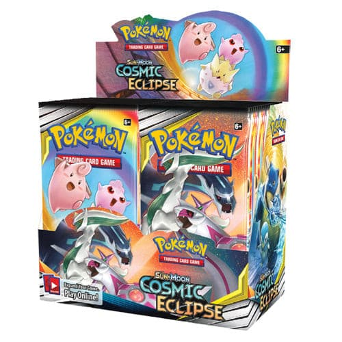 Pokemon Sun & Moon 12: Cosmic Eclipse - Booster Box (36 Booster)