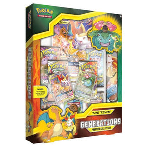 Pokemon - TAG Team Generations - Premium Collection