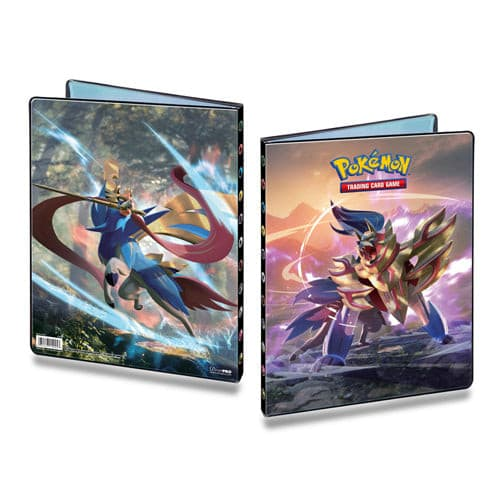 Ultra Pro - 9 Pocket Portfolio - Pokemon Sword & Shield