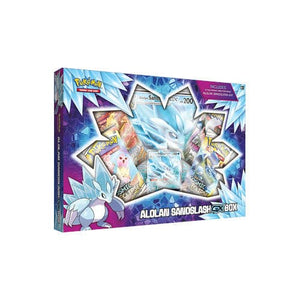 Pokemon - Alolan Sandslash GX Box