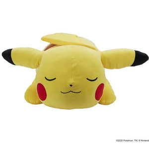 Pokemon - 46 cm Sleeping Plush - Pikachu