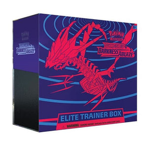 Pokemon - Sword & Shield Darkness Ablaze - Elite Trainer Box