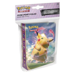 Pokemon - Sword & Shield 4 Vivid Voltage - Mini Portfolio met Booster