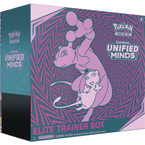 Pokemon: Sun & Moon Unified Minds - Trainer Box