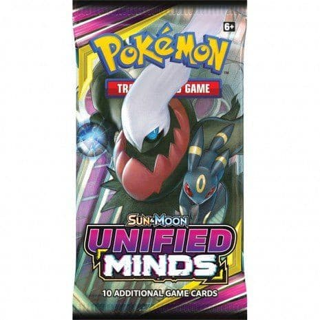 Pokemon: Sun & Moon Unified Minds - Booster
