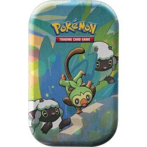 Pokemon: Galar Pals Mini Tin - Grookey/Wooloo