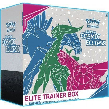 Pokemon: Cosmic Eclipse - Elite Trainer Box