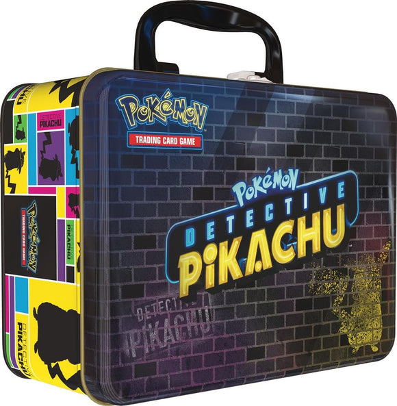 Pokemon Trading Card Game DETECTIVE PIKACHU COLLECTOR CHEST