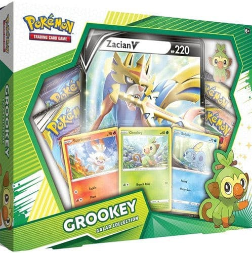 Pokemon - Galar Collection Box Grookey