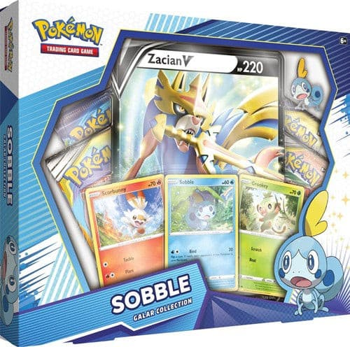 Pokemon - Galar Collection Box Sobble