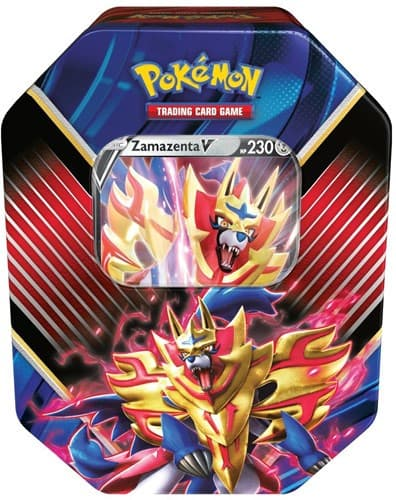 Pokemon - Legends of Galar Tin Zamazenta