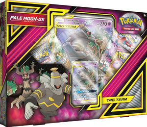 Pokemon - Pale Moon GX Box