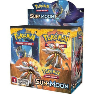 Pokemon Sun & Moon - Booster Box (36 boosters)