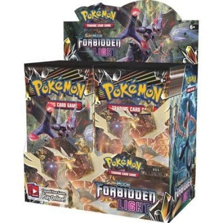 Pokemon Sun & Moon Forbidden Light - Booster Box (36 boosters)