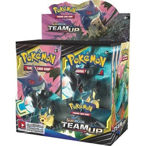Pokemon Sun & Moon Team Up – Booster Box