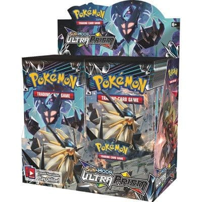 Pokemon Sun & Moon Ultra Prism - Booster Box