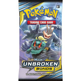 Pokemon Sun & Moon Unbroken Bonds Booster