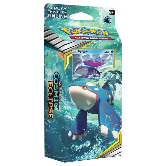Pokemon: Cosmic Eclipse Theme Deck - Kyogre