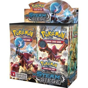Pokemon XY11 Steam Siege - Booster Box