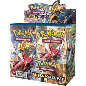 Pokemon XY9 BREAKpoint - Booster Box