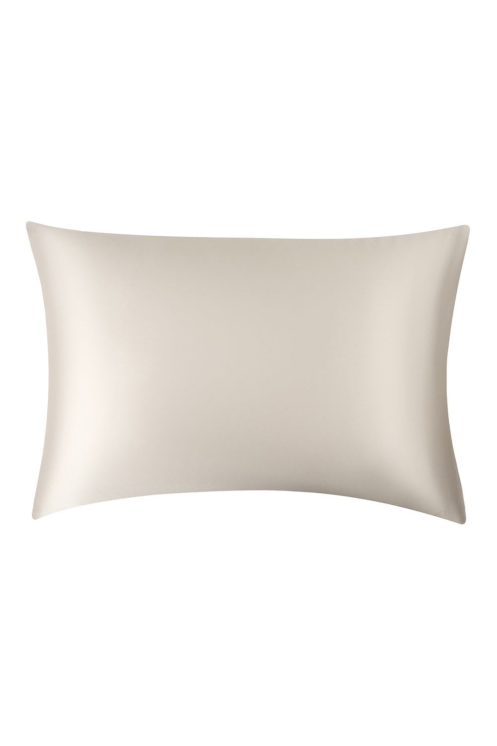 Silk Pillow Case in Ivory