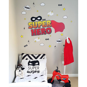 Super Hero Red