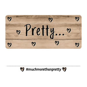 Pretty Printable - Timber Look