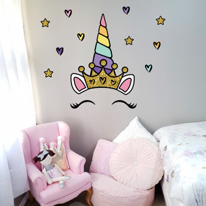 Unicorn Wall Decal
