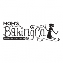 Mom's Baking Co logo