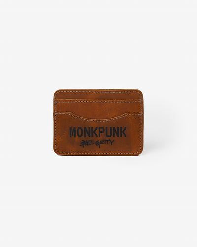 MONKPUNK CARD WALLET