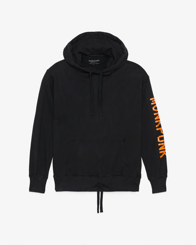 BLACK BOY ORANGE LOGO