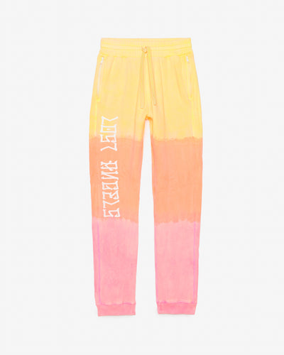NEON OMBRE SWEATPANTS