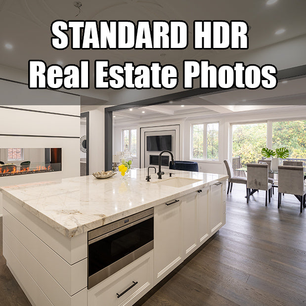 Standard HDR Photos for Real Estate - Stallone Media