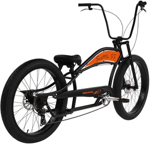 Micargi Seattle SS Chopper Beach Cruiser - MARCH DELIVERY