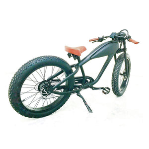 AVAILABLE NOW: Cooler King 750t eBike - 48v, Retro Style Electric Bike