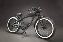 Load image into Gallery viewer, OCTOBER DELIVERY: Cafe King 750s eBike - 48v, Retro Cafe Racer Style Electric Bike
