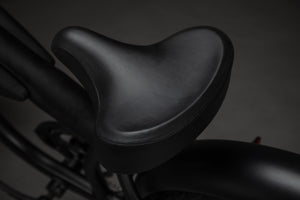 Replacement Saddle and Handlegrips - BLACK