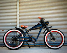 Load image into Gallery viewer, MAY DELIVERY - Cooler King 750ST8 eBike - 48v, Retro Style Electric Bike