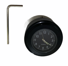 Load image into Gallery viewer, Handlebar Timepiece - metal quartz clock