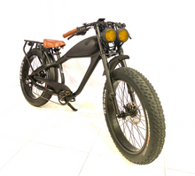 Load image into Gallery viewer, AVAILABLE NOW: Cooler King 750st eBike - 48v, Retro Style Electric Bike