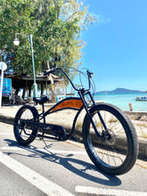 Load image into Gallery viewer, Micargi Seattle SS Chopper Beach Cruiser - MARCH DELIVERY