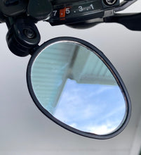 Load image into Gallery viewer, Discrete Under Bar Mirror - Left or Right Mounting For Cooler King Bikes