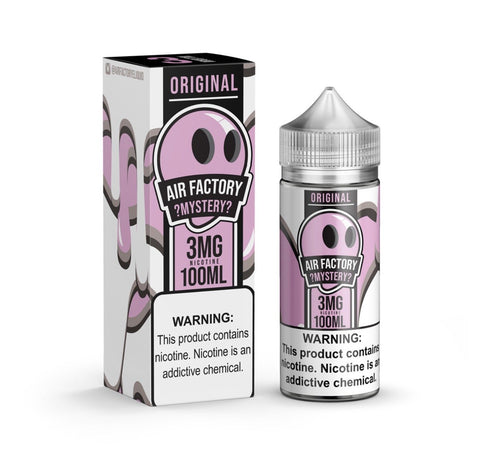 Mystery - Wheel House Vapor