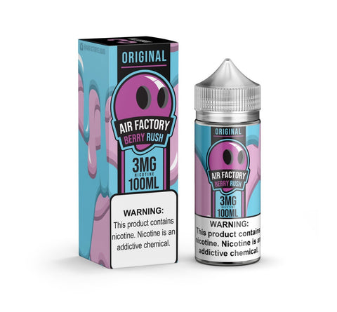Berry Rush - Wheel House Vapor