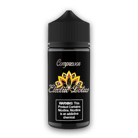 Electric Lotus Compressor Vape Juice