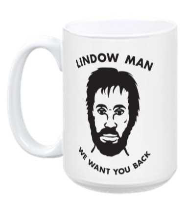 Lindow Man Mug